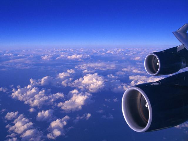 海外旅行へ